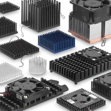 Radiatory i wentylatory do procesorów